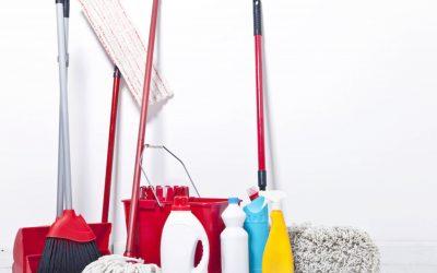 Cara Untuk Membersihkan Peralatan Kebersihan Rumah
